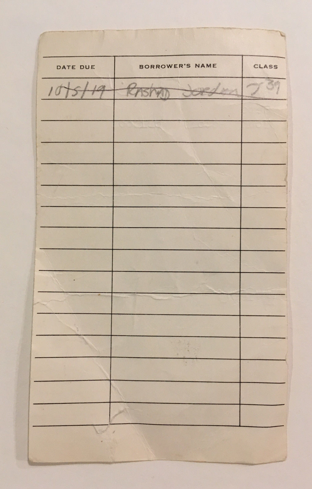 1985-tupac-shakur-signed-roland-park-middle-school-library-card-young-actors-workbook-2